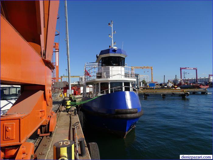 Mega Yacht Utility Boat - Denizpazari com | new and used