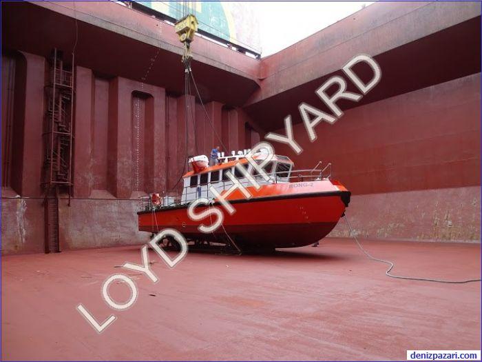 15M CREW BOAT - Denizpazari com   new and used boats, second