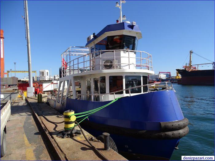 Mega Yacht Utility Boat - Denizpazari com   new and used